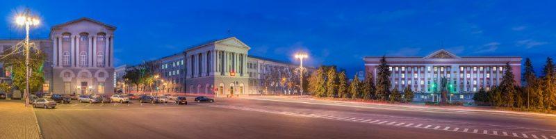 Город Курск, Красная площадь